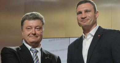 Партія Порошенка хоче йти на столичні вибори з Кличко