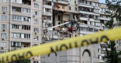 У Києві прощаються із загиблими від вибуху в будинку на Позняках