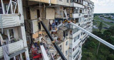 Вибух на Позняках: рятувальники знайшли тіло п'ятого загиблого