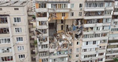 Влада Києва надасть матеріальну допомогу постраждалим мешканцям будинку на Позняках, де стався вибух