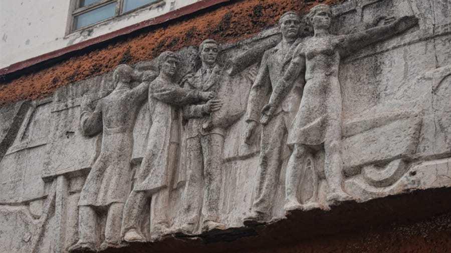 Киевский автобусный парк №7