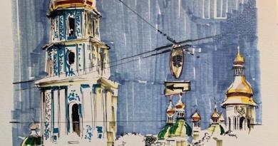 У мережі відкрився сервіс, де можна придбати роботи київських художників