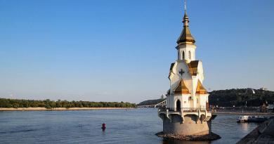 храм на воді