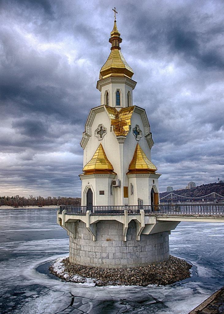 Церква святителя Миколи Чудотворця на воді