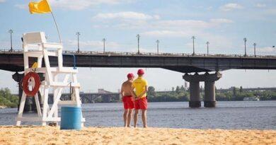 На 11 київських пляжах виявили кишкову паличку
