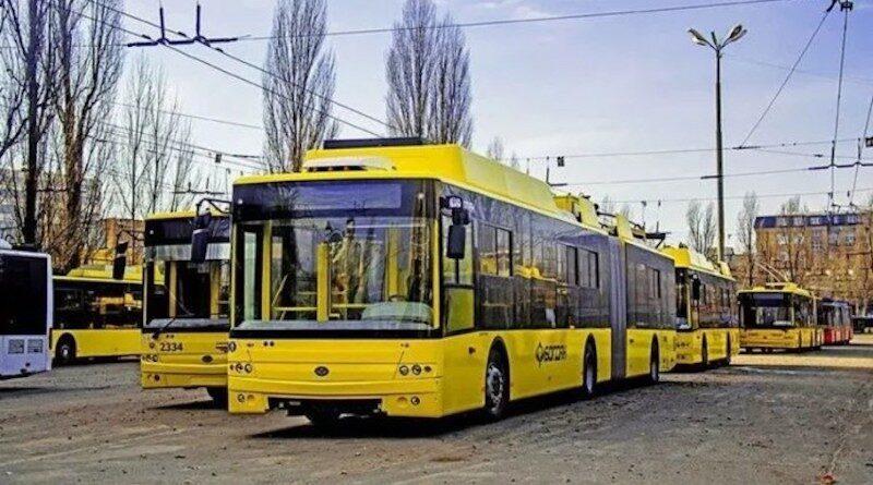 Столична влада не підніматиме тариф на проїзд в міському електротранспорті через підвищення вартості електроенергії з 1 серпня