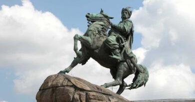 Памятник Богдану хмельницкому. История