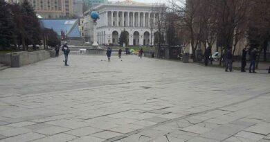 Кличко розповів, як планують відремонтувати Майдан Незалежності та Хрещатик
