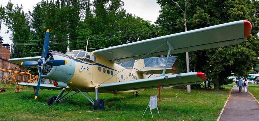 Легендарный «кукурузник» АН-2