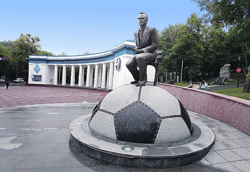 Стадіон «Динамо» імені Валерія Лобановського. Історія Києва