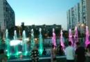 Фонтан на Оболонской площади