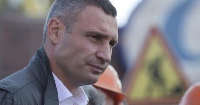 Віталій Кличко за рейтингом обходить трьох найближчих кандидатів на мера Києва разом взятих