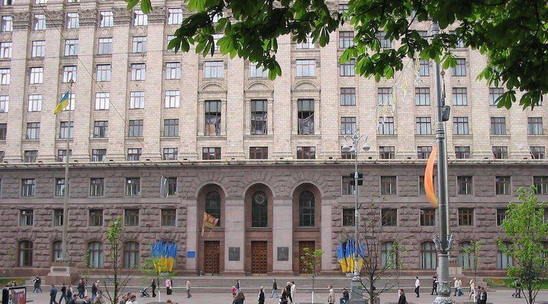 Рейтинг мера Києва