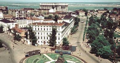 Київ та кияни на фото Семена Фрідлянда