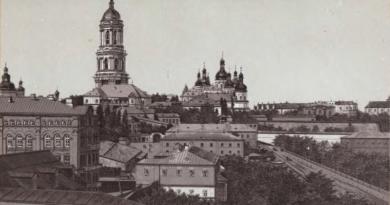 Киев на фото начала 20 го века