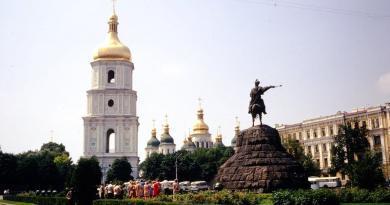 Киев и киевляне на фото Томаса Тейлора 1950-1970-х годов