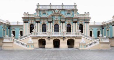 Маріїнський палац екскурсії