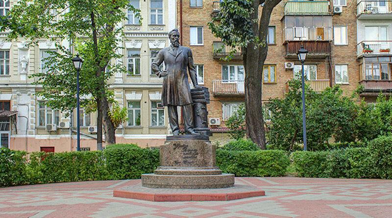 Пам'ятник Борису Грінченку