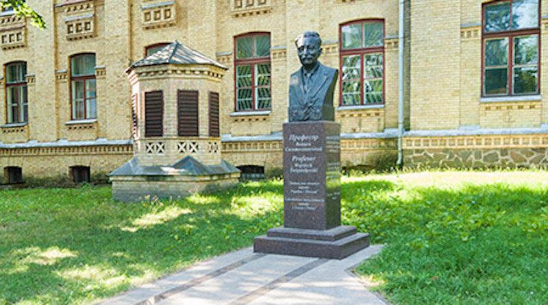 Памятник Войцеху Свентославскому