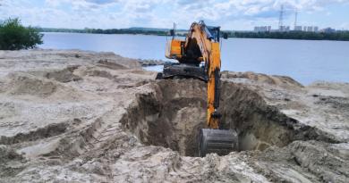 Київводоканал розпочав реконструкцію дюкерних переходів через Дніпро