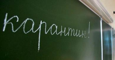 Дві столичних школи перевели на дистанційне навчання через захворювання вчителів