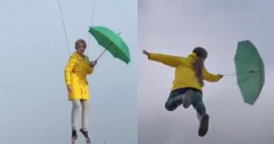У передвиборчому ролику  Верещук, використали ідею британських рекламістів. Відео