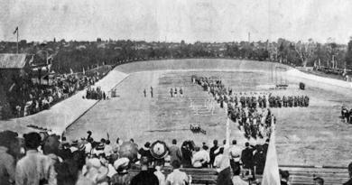 Спортивна олімпіада в Києві