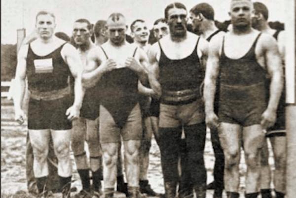 Спортивная олимпиада в Киеве 1913 года
