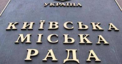 Стало відомо скільки мандатів отримають партії, які пройшли до Київської міської ради