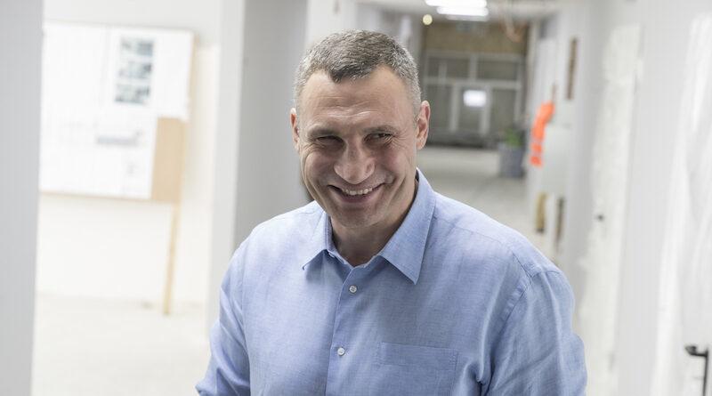 Віталій Кличко залишається мером Києва