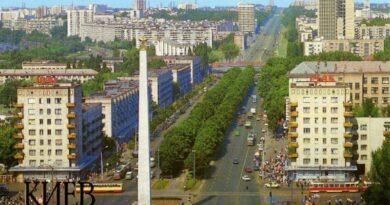 У Києві пропонують перейменувати проспект Перемоги на честь Злуки УНР і ЗУНР