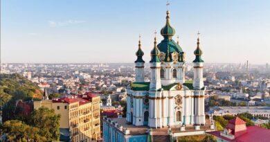 Андреевскую церковь откроют для посетителей после реставрации