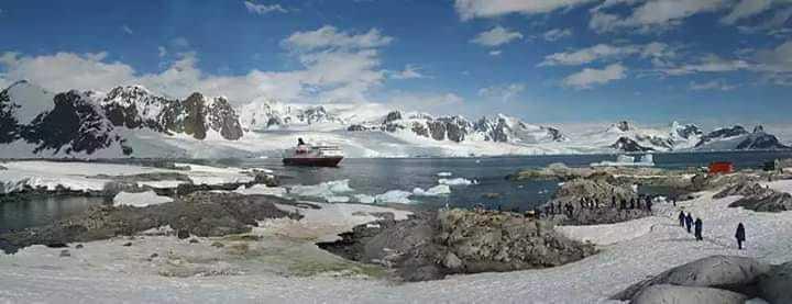 Киев в США, Канаде и Антарктике