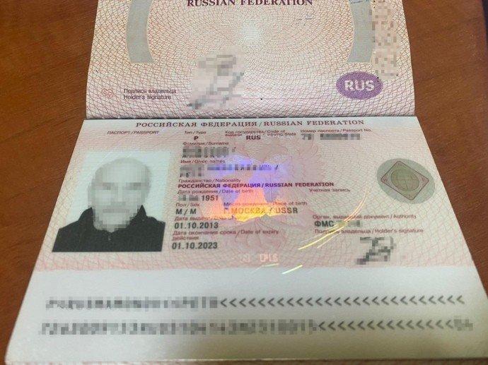 Рок-музыканту Петру Мамонову запретили въезд в Украину на три года. Видео