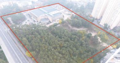 Столиці повернули скандальну ділянку парку на Жмаченка у Дніпровському районі