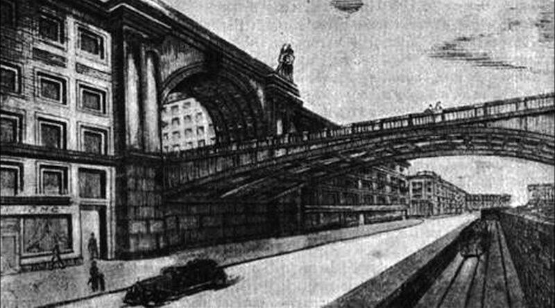 первые проекты метро киева