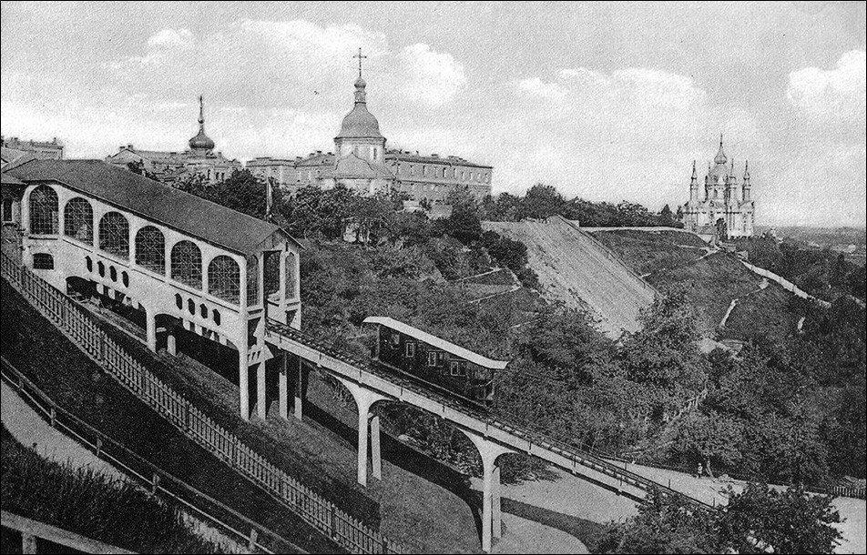 Перші проєкти метро Києва