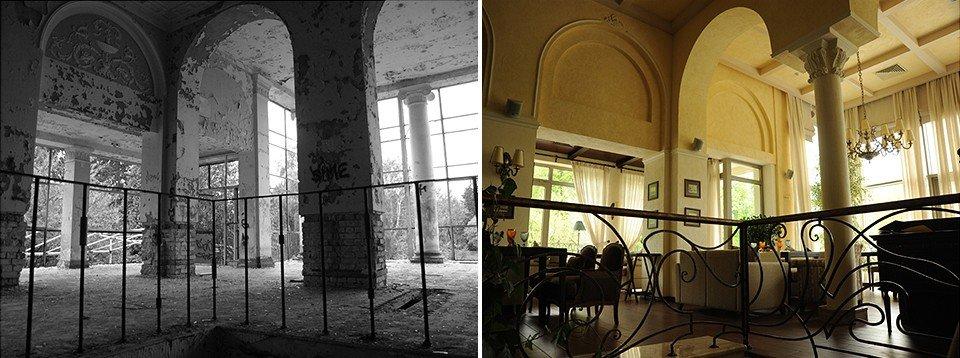 "Ресторан ""Прага"". История"
