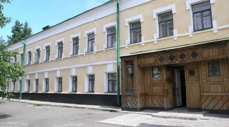 Музей театрального, музичного та кіномистецтва України.