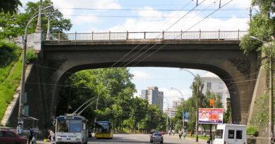 Куреневский железнодорожный мост