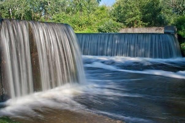 Киевский водопад