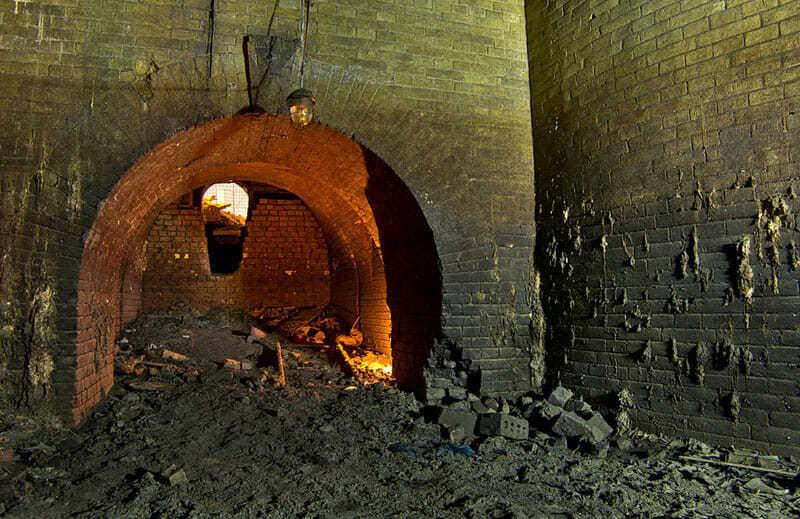 Подземная тюрьма НКВД