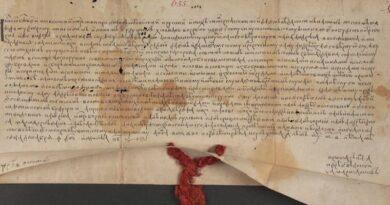Знайдена унікальна грамота, яка засвідчує столичний статус Києва у 15 столітті