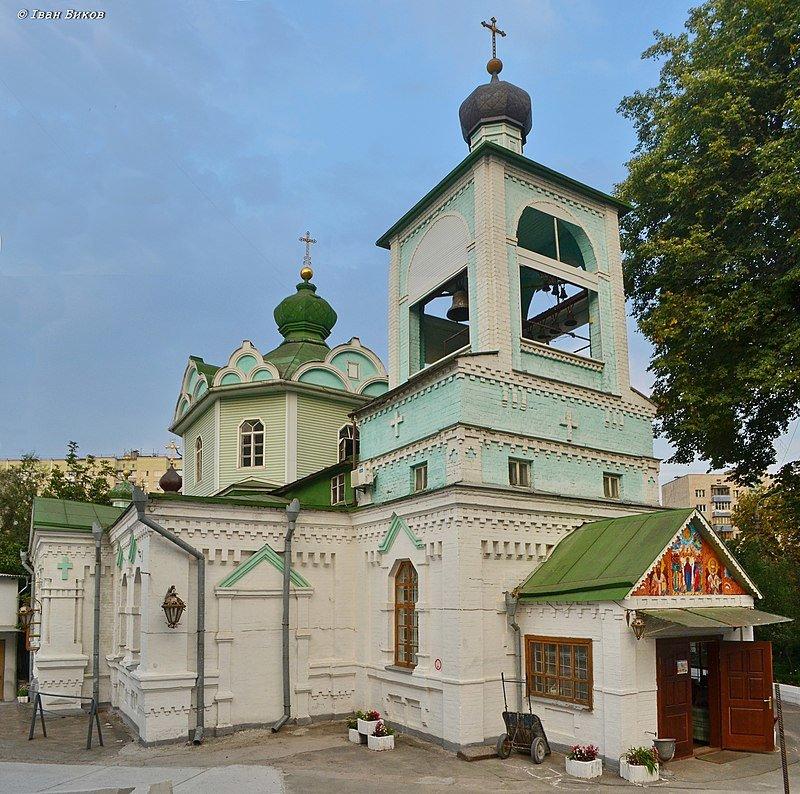 Вознесенская церковь, общий вид