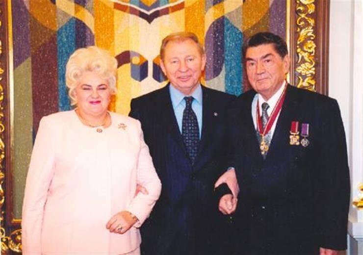 Академик Александр Шалимов