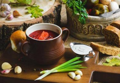 Який борщ їли на Київщині понад 150 років тому