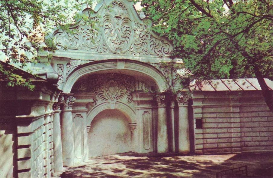 ворота Заборовского