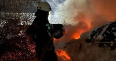 У столиці підпалили авто керівника проекту dtp.kiev.ua