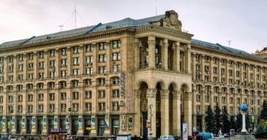 «Укрпошта» має намір продати будівлю Головпоштамту на Хрещатику