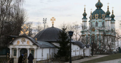 Музей історії України вимагає через суд знести каплицю УПЦ Московського патріархату